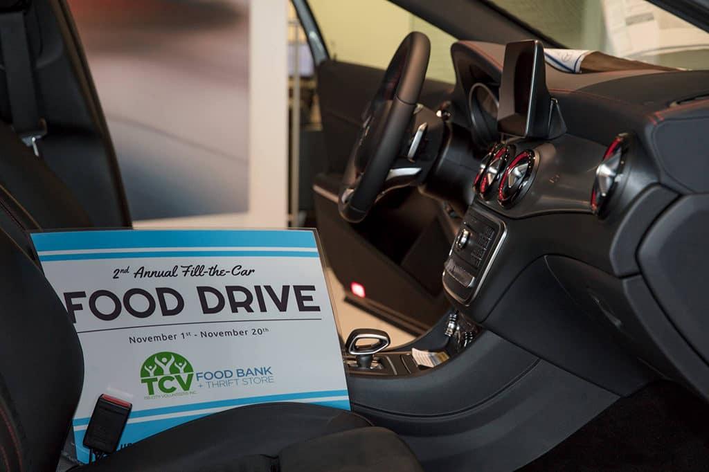 Car Interior - Blood Drive