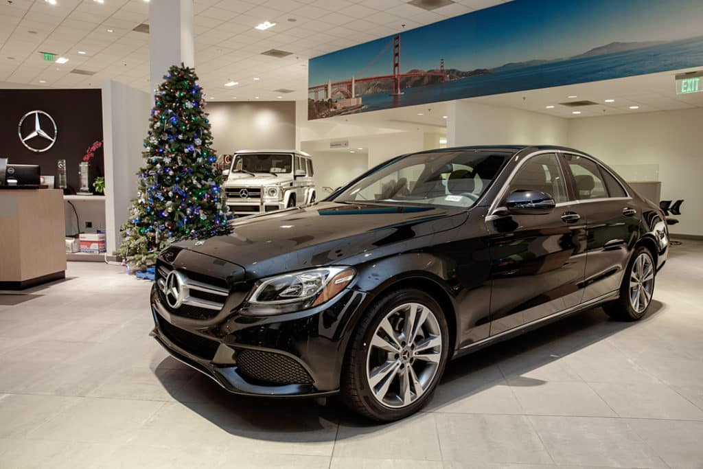 5 mercedes benz things you need this christmas fletcher for Mercedes benz of tri cities