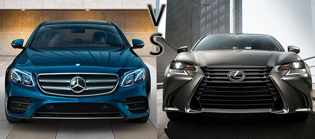 Mercedes-Benz vs Lexus
