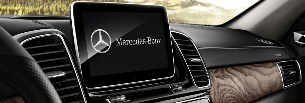 2018 Mercedes-Benz GLE 350 Technology