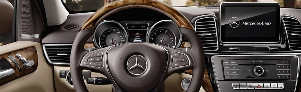 2018 Mercedes-Benz GLE 350 Interior
