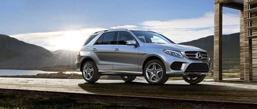 Mercedes-Benz GLE SUV