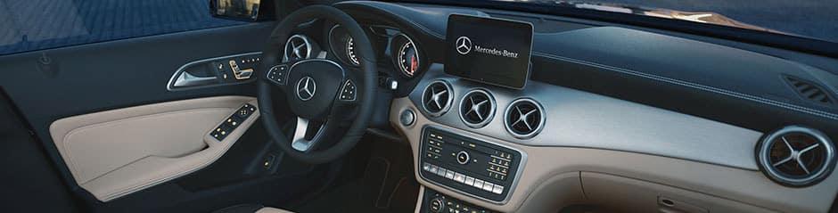 2019 Mercedes-Benz GLA 250 Interior
