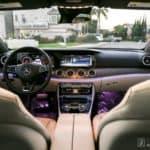 2017 E 300 Sport Interior