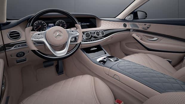 2018 Mercedes-Benz S 450 Sedan