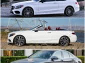 National Siblings Day: Which C-Class Would You Choose?