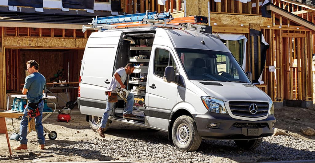 2019 Sprinter Van Finance Rates