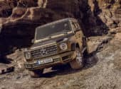 Awaiting the 2019 Mercedes-Benz G-Class Arrival
