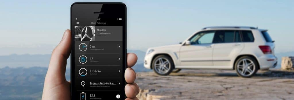 Remote Car Starter App >> Mercedes Me App Features How To Guide Fj Motorcars Of Fremont