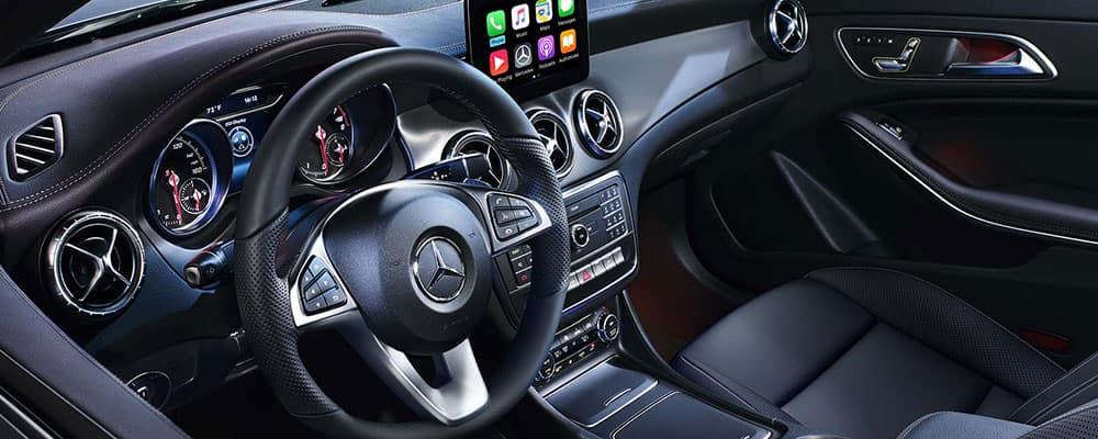 2019 Mercedes-Benz CLA Technology | Fletcher Jones ...