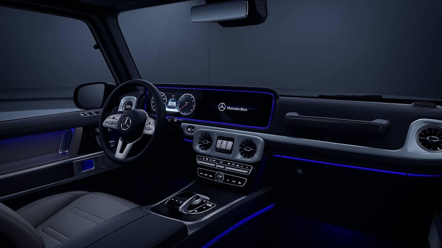 2019 G 550 Interior