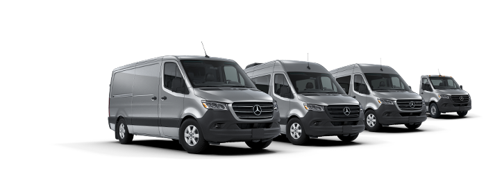 2019 Mercedes-Benz Commercial Vans: Sprinter & Metris | Fletcher