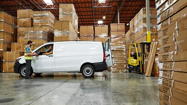 2019 Mercedes-Benz Commercial Vans: Sprinter & Metris   Fletcher