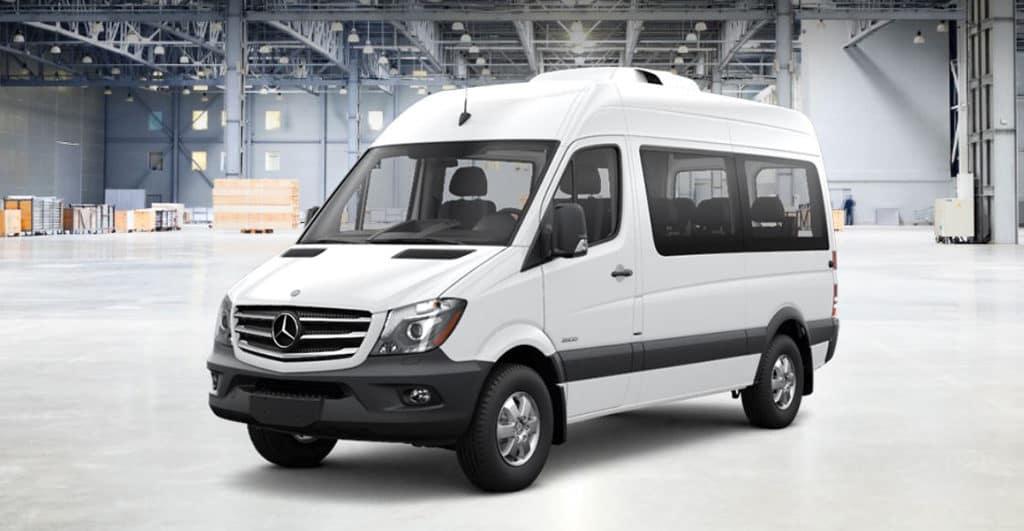 2018 Sprinter Passenger Van