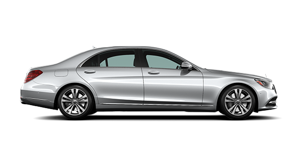 2019 Mercedes-Benz S 450 4MATIC® Sedan