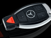 How to Start a Mercedes-Benz With a Dead Key Fob Battery