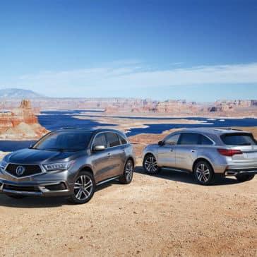 2018 Acura MDX Advance Pkg Two Vehicles
