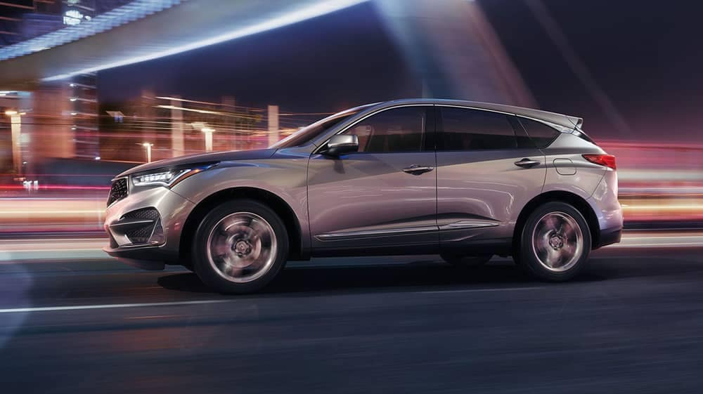 2019 Acura RDX by Modernist building