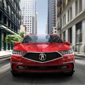 2018 Acura RLX front view