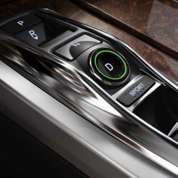 2018 Acura RLX interior detail