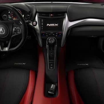 2019 Acura NSX Dash