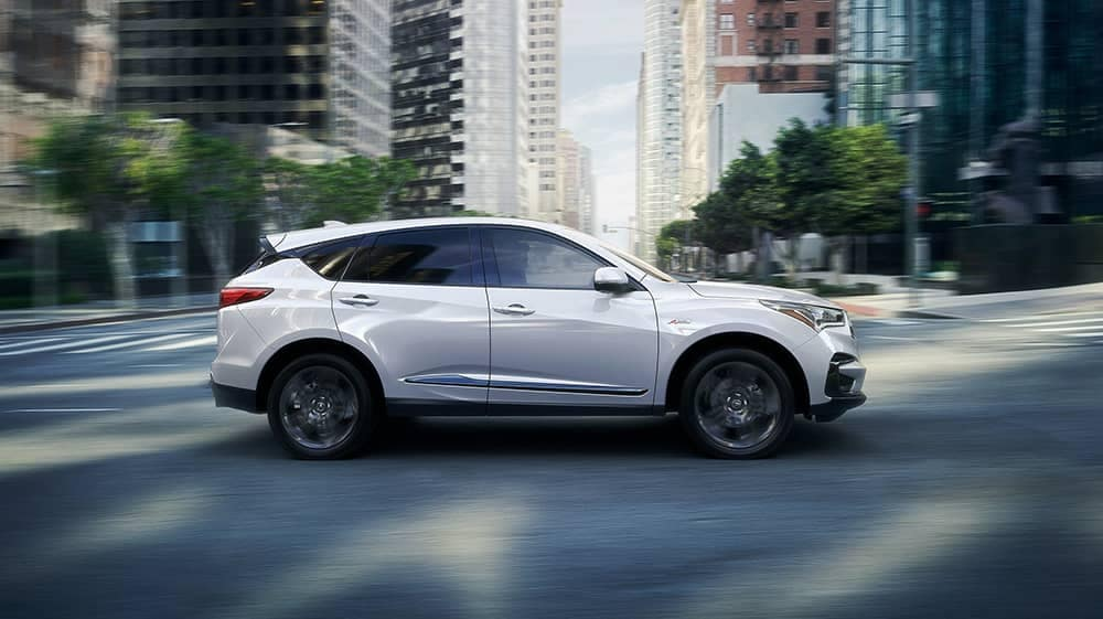 2020 Acura RDX Side View