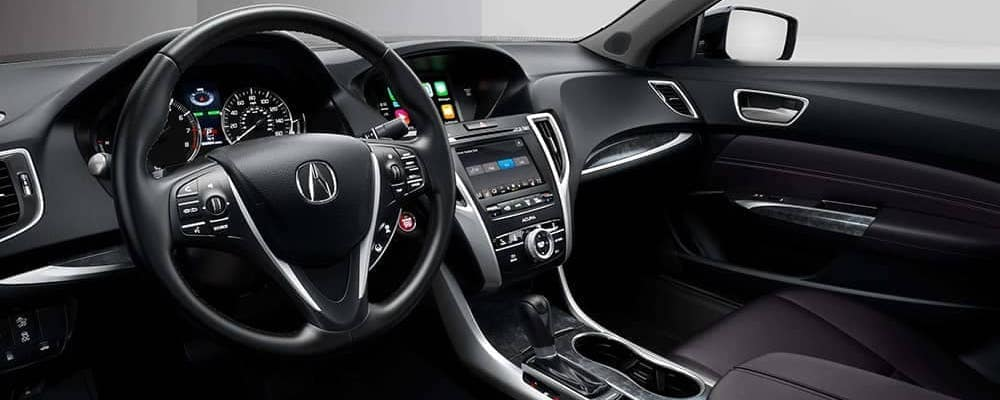 2020 Acura Tlx Interior Tlx Interior Packages Fresno Acura
