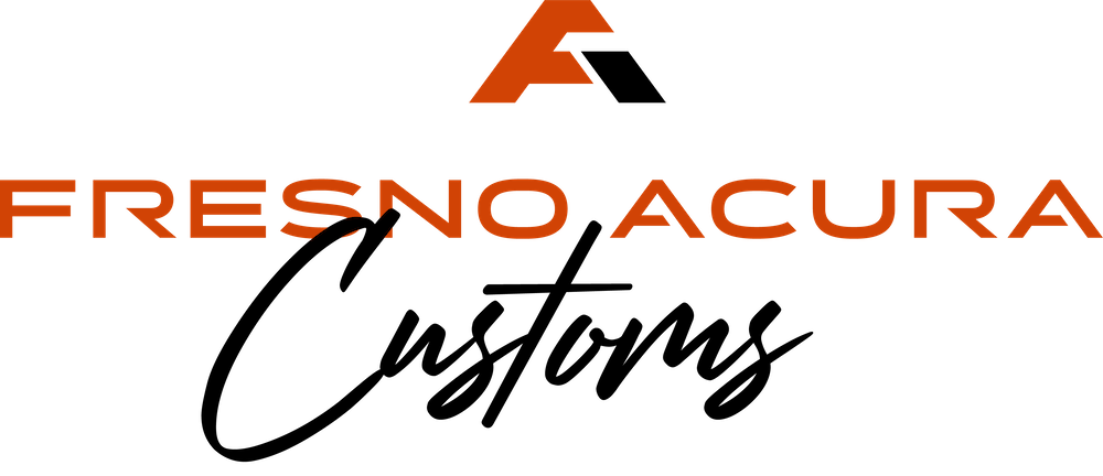 Fresno Acura Customs Logo