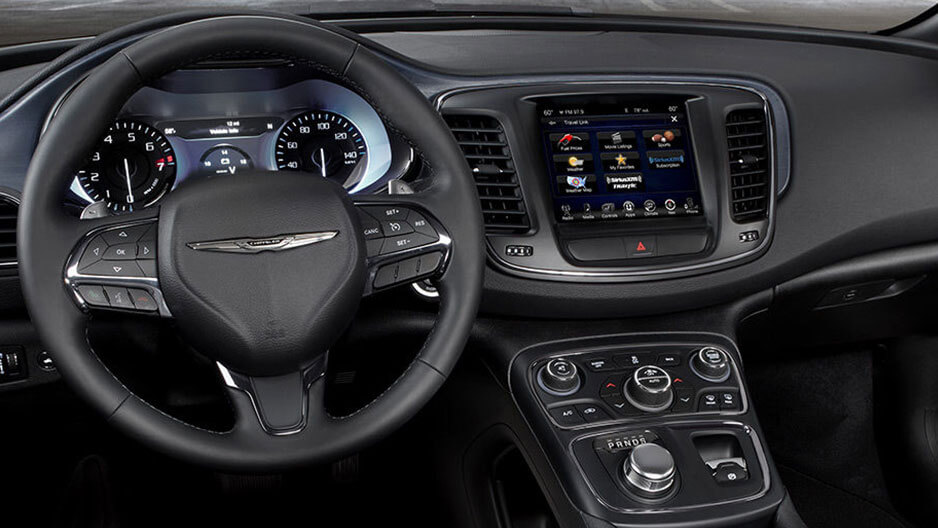 New Chrysler 200® Inventory, Reviews & Specials in ...