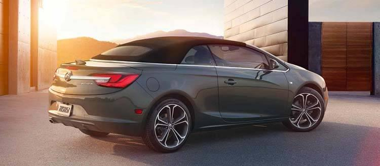 2017 buick cascada goes sporty garber automall. Black Bedroom Furniture Sets. Home Design Ideas