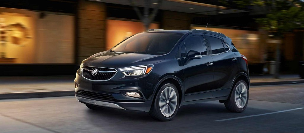 let 39 s compare 2017 buick encore vs 2017 honda hr v garber automall. Black Bedroom Furniture Sets. Home Design Ideas
