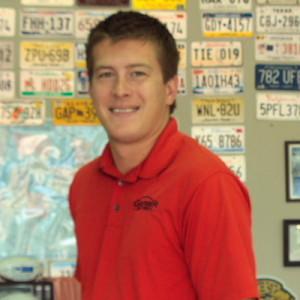 Darren Mathews