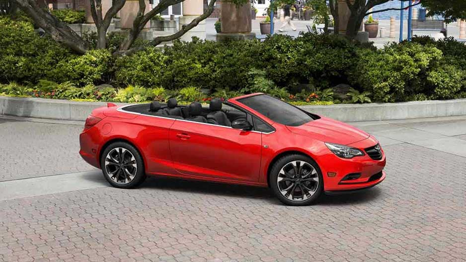 Exterior Features of the New Buick Cascada at Garber in Orange-Park, FL