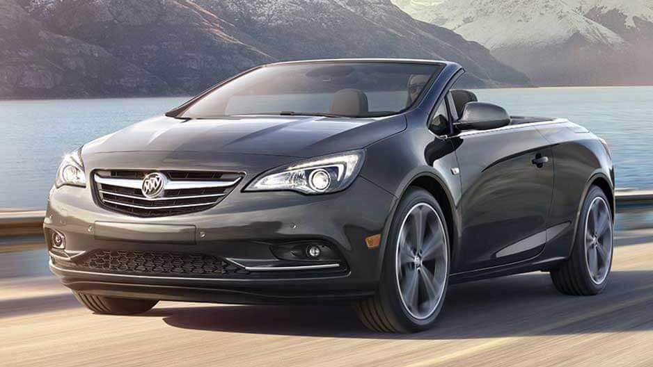 Performance Features of the New Buick Cascada at Garber in Jacksonville, FL