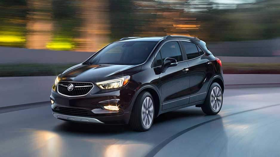 Exterior Features of the New Buick Encore at Garber in Orange-Park, FL