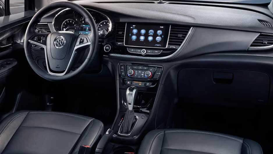 Interior Features of the New Buick Encore at Garber in Orange-Park, FL