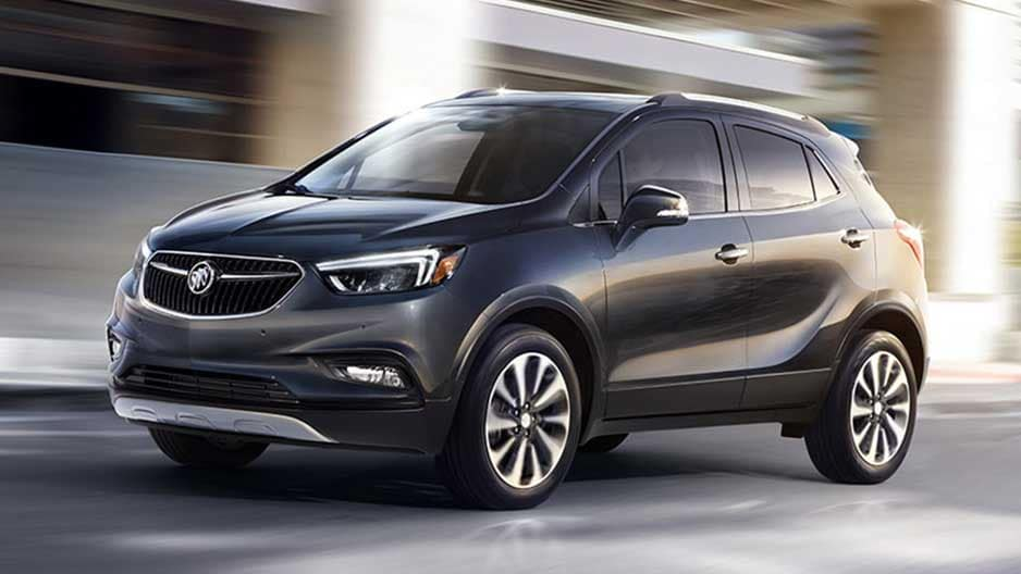 Performance Features of the New Buick Encore at Garber in Jacksonville, FL