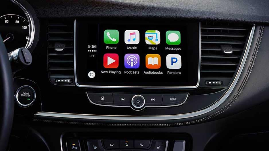 Technology Features of the New Buick Encore at Garber in Jacksonville, FL