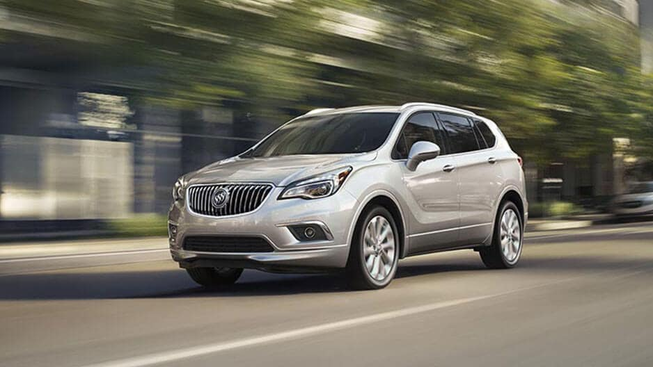 Performance Features of the New Buick Envision at Garber in Jacksonville, FL
