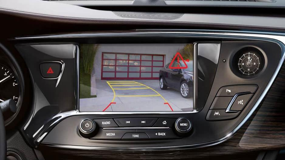 Safety Features of the New Buick Envision at Garber in Jacksonville, FL