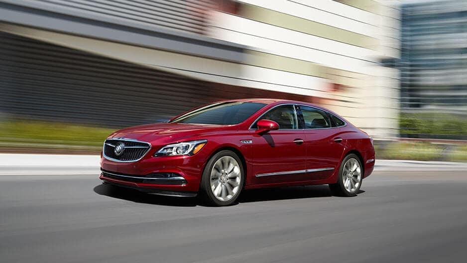Performance Features of the New Buick LaCrosse at Garber in Jacksonville, FL