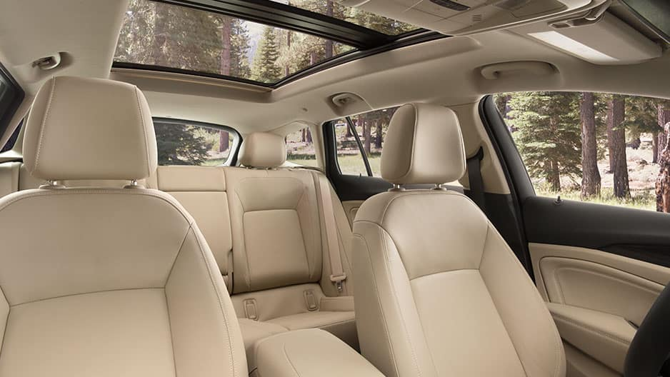 Interior Features of the New Buick Regal TourX at Garber in Orange Park, FL