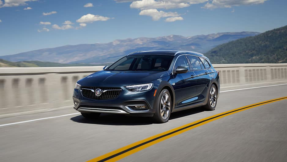 Performance Features of the New Buick Regal TourX at Garber in Jacksonville, FL