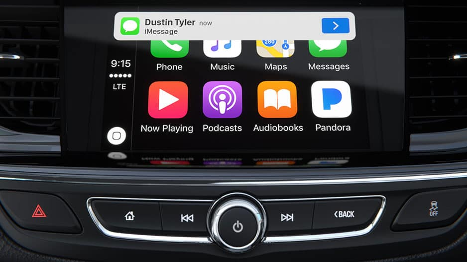 Technology Features of the New Buick Regal TourX at Garber in Jacksonville, FL