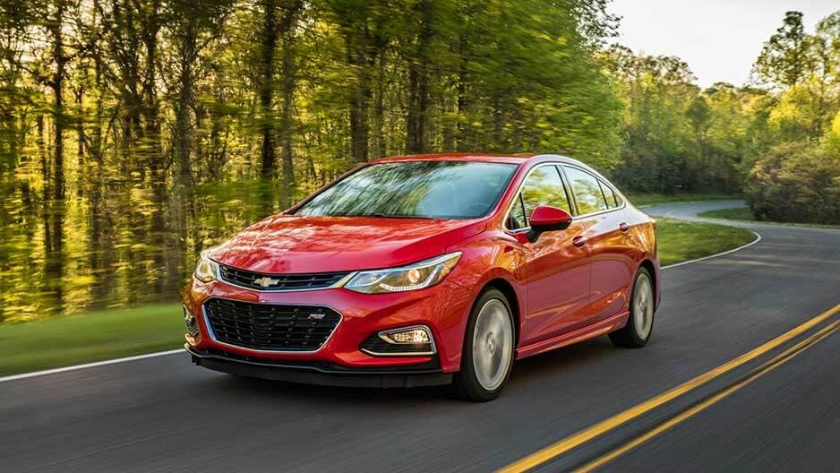 Performance Features of the New Chevrolet Cruze at Garber in Jacksonville, FL