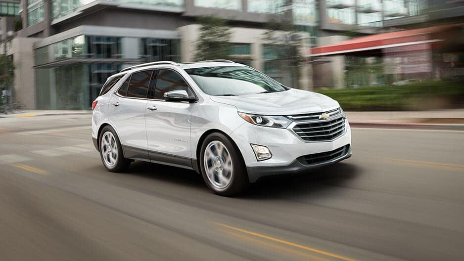 Performance Features of the New Chevrolet Equinox at Garber in Jacksonville, FL