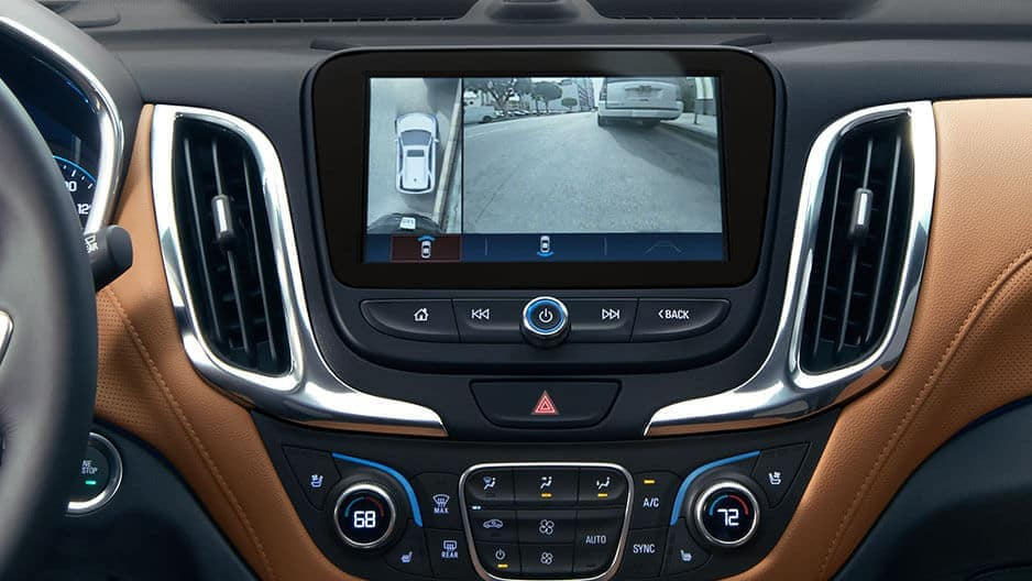Safety Features of the New Chevrolet Equinox at Garber in Jacksonville, FL