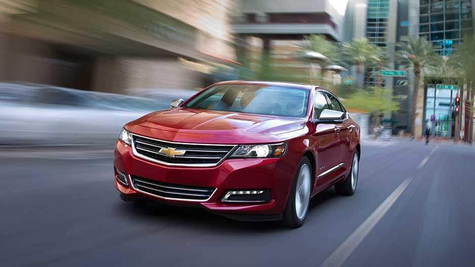 Performance Features of the New Chevrolet Impala at Garber in Jacksonville, FL