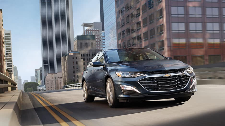 Performance Features of the New Chevrolet Malibu at Garber in Jacksonville, FL