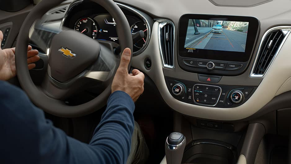 Safety Features of the New Chevrolet Malibu at Garber in Jacksonville, FL